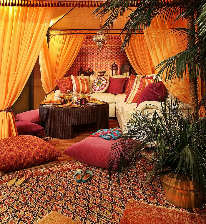 Give-your-living-room-an-authentic-Moroccan-look-with-rugs-floor ...